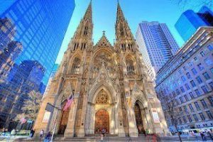st patricks cathedral NYC